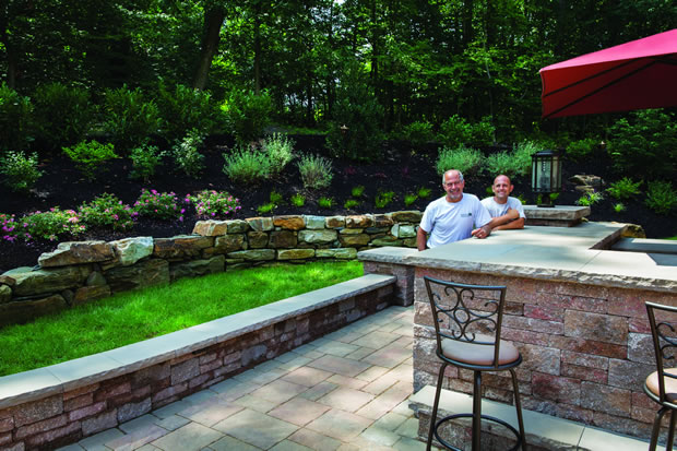 downingtown landscaping